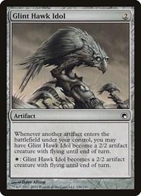 Glint Hawk Idol, Magic: The Gathering, Scars of Mirrodin