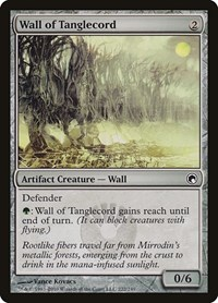 Wall of Tanglecord, Magic, Scars of Mirrodin