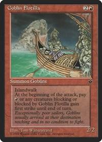 Goblin Flotilla, Magic: The Gathering, Fallen Empires