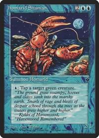 Homarid Shaman, Magic, Fallen Empires