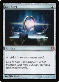 Sol Ring, Magic: The Gathering, From the Vault: Relics