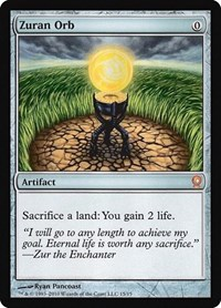 Zuran Orb, Magic: The Gathering, From the Vault: Relics