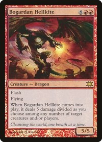 Bogardan Hellkite, Magic: The Gathering, From the Vault: Dragons