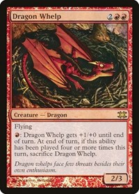 Dragon Whelp, Magic: The Gathering, From the Vault: Dragons