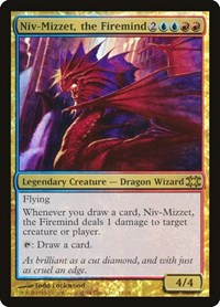 Niv-Mizzet, the Firemind, Magic: The Gathering, From the Vault: Dragons