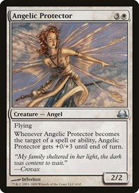 Angelic Protector, Magic: The Gathering, Duel Decks: Divine vs. Demonic