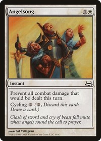 Angelsong, Magic: The Gathering, Duel Decks: Divine vs. Demonic