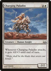 Charging Paladin, Magic: The Gathering, Duel Decks: Divine vs. Demonic