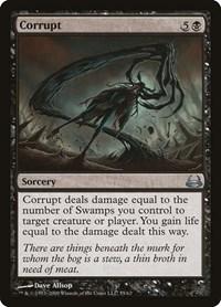 Corrupt, Magic: The Gathering, Duel Decks: Divine vs. Demonic