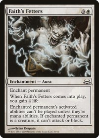 Faith's Fetters, Magic: The Gathering, Duel Decks: Divine vs. Demonic