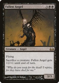 Fallen Angel, Magic: The Gathering, Duel Decks: Divine vs. Demonic