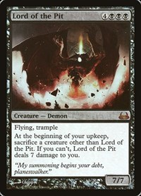 Lord of the Pit, Magic: The Gathering, Duel Decks: Divine vs. Demonic