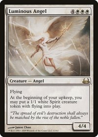 Luminous Angel, Magic: The Gathering, Duel Decks: Divine vs. Demonic