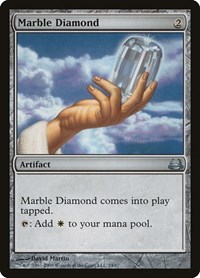 Marble Diamond, Magic: The Gathering, Duel Decks: Divine vs. Demonic