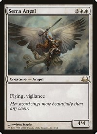 Serra Angel, Magic: The Gathering, Duel Decks: Divine vs. Demonic