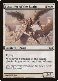 Sustainer of the Realm, Magic: The Gathering, Duel Decks: Divine vs. Demonic