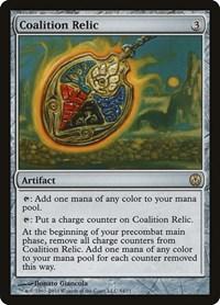 Coalition Relic, Magic, Duel Decks: Phyrexia vs. the Coalition