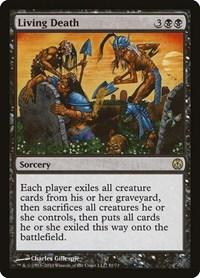 Living Death, Magic, Duel Decks: Phyrexia vs. the Coalition