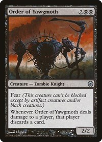 Order of Yawgmoth, Magic: The Gathering, Duel Decks: Phyrexia vs. the Coalition