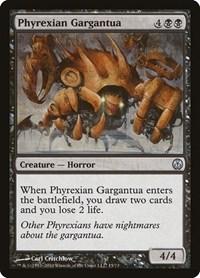 Phyrexian Gargantua, Magic: The Gathering, Duel Decks: Phyrexia vs. the Coalition