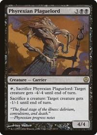 Phyrexian Plaguelord, Magic: The Gathering, Duel Decks: Phyrexia vs. the Coalition