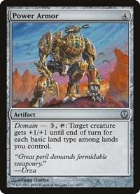 Power Armor, Magic, Duel Decks: Phyrexia vs. the Coalition