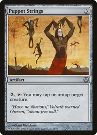 Puppet Strings, Magic: The Gathering, Duel Decks: Phyrexia vs. the Coalition