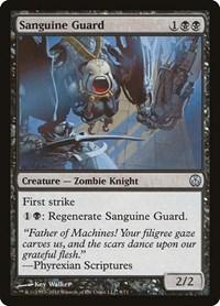 Sanguine Guard, Magic, Duel Decks: Phyrexia vs. the Coalition