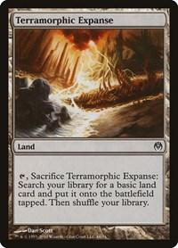 Terramorphic Expanse, Magic, Duel Decks: Phyrexia vs. the Coalition