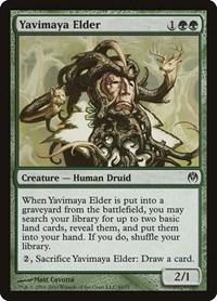 Yavimaya Elder, Magic: The Gathering, Duel Decks: Phyrexia vs. the Coalition