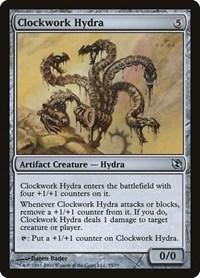 Clockwork Hydra, Magic: The Gathering, Duel Decks: Elspeth vs. Tezzeret