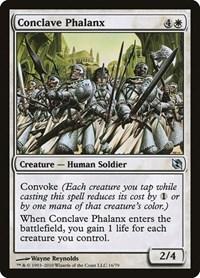Conclave Phalanx, Magic: The Gathering, Duel Decks: Elspeth vs. Tezzeret
