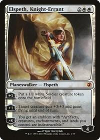 Elspeth, Knight-Errant, Magic, Duel Decks: Elspeth vs. Tezzeret