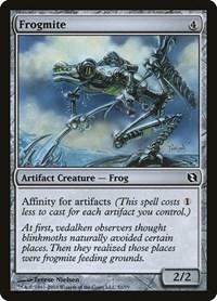 Frogmite, Magic: The Gathering, Duel Decks: Elspeth vs. Tezzeret