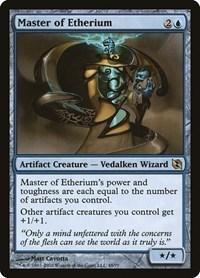 Master of Etherium, Magic: The Gathering, Duel Decks: Elspeth vs. Tezzeret