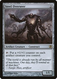 Steel Overseer, Magic: The Gathering, Duel Decks: Elspeth vs. Tezzeret