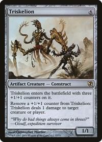 Triskelion, Magic: The Gathering, Duel Decks: Elspeth vs. Tezzeret