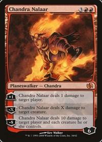 Chandra Nalaar, Magic: The Gathering, Duel Decks: Jace vs. Chandra