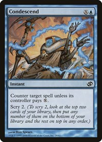 Condescend, Magic: The Gathering, Duel Decks: Jace vs. Chandra