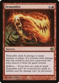 Demonfire, Magic: The Gathering, Duel Decks: Jace vs. Chandra