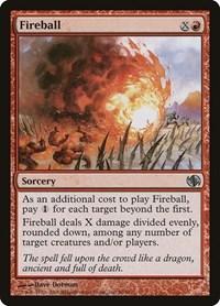 Fireball, Magic: The Gathering, Duel Decks: Jace vs. Chandra