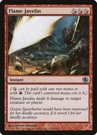 Flame Javelin, Magic: The Gathering, Duel Decks: Jace vs. Chandra
