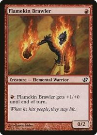 Flamekin Brawler, Magic: The Gathering, Duel Decks: Jace vs. Chandra