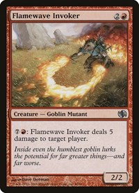 Flamewave Invoker, Magic: The Gathering, Duel Decks: Jace vs. Chandra