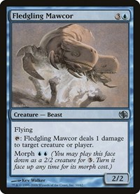 Fledgling Mawcor, Magic: The Gathering, Duel Decks: Jace vs. Chandra