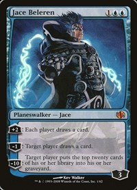 Jace Beleren, Magic: The Gathering, Duel Decks: Jace vs. Chandra