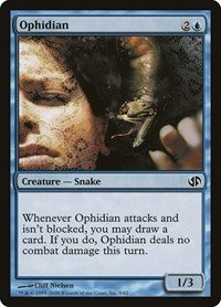 Ophidian, Magic: The Gathering, Duel Decks: Jace vs. Chandra