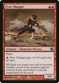 Pyre Charger, Magic: The Gathering, Duel Decks: Jace vs. Chandra