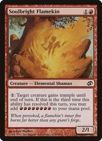 Soulbright Flamekin, Magic: The Gathering, Duel Decks: Jace vs. Chandra