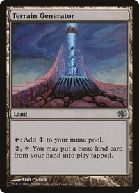 Terrain Generator, Magic: The Gathering, Duel Decks: Jace vs. Chandra